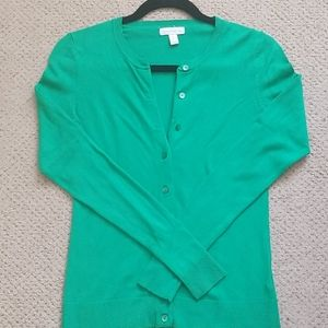 Charter Club Green sweater